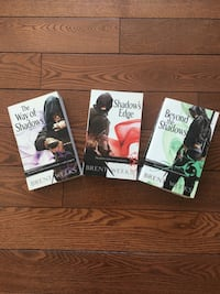 Brent Weeks assassin trilogy
