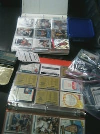 Sports cards including 40 Michael Jordan's I got 0 Whitewater, 53190