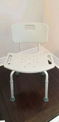Bathroom Chair with Adjustable height   Brampton