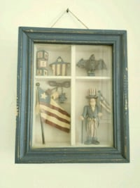 USA home decor. All for $15 Bakersfield, 93308