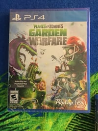 Garden Warfare PS4 / Playstation 4 Video Game NEW still in package Alexandria, 22311