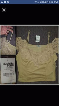 New Charlotte Russe so summer top Oil City, 16301