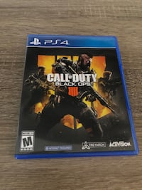 PS4 game excellent condition Somerset, 02726