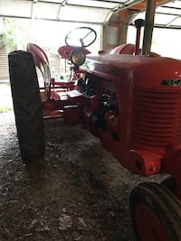 Case sc tractor 1953 New Pekin, 47165