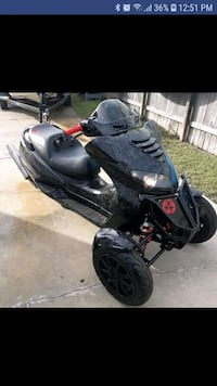 150cc gy6 spider  New Orleans, 70122