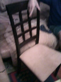 Chairs set of 5 cross back Albuquerque, 87102