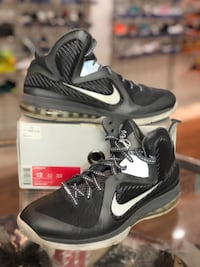 Cool Grey Lebron 9s size 12 Silver Spring, 20902