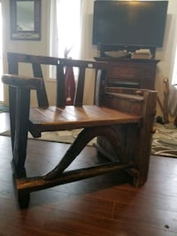 ONE OF A KIND CHAIR Edmonton, T6W 1A4