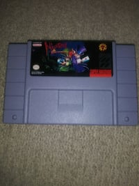 Nightmare Busters SNES imported game Fort Collins, 80524