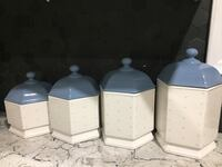 Four  piece jar set Toronto, M1K 1V4