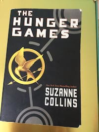 The Hunger Games book by Suzanne Collins
