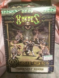 Forces of HORDES: Circle orboros Guelph, N1H 7H8