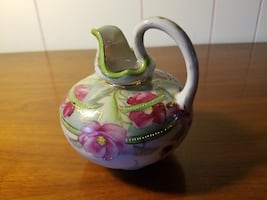 Small Flower Pitcher (42)
