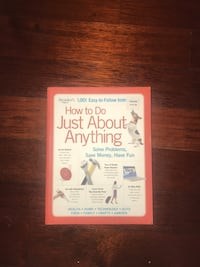 How-to book.