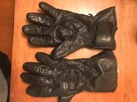 Pair of black harley-davidson leather gloves Orlando, 32814