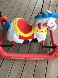 Fisher price soft rock and jump pony Roanoke, 24019
