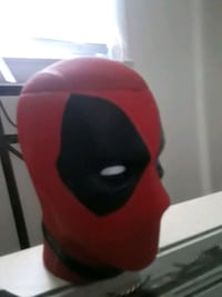 Dead pool head good for your Halloween party Paterson