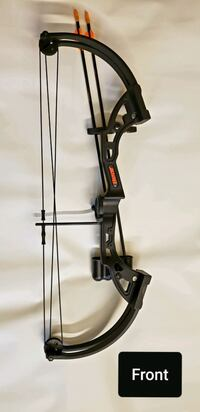 Bear Brave 3 compound Bow set