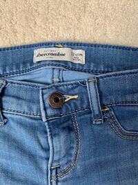 Abercrombie Girl jeans slim fit size 12