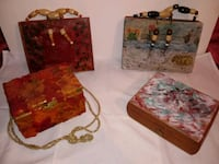 Purses made from Cigar boxes Myrtle Beach, 29577