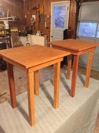 Cherry end tables  Grahamsville, 12458