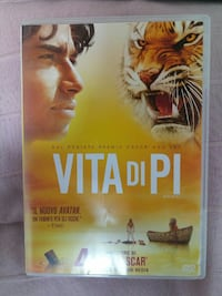 DVD Life of Pi/Vita di Pi