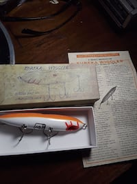 Antique fishing lure Concord, 94520