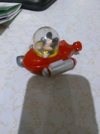 Mickey mouse submarine toy