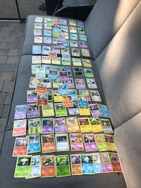Lots of Pokémon cards. Serrions only please. I have tons of Pokémon cards and books for sale. Laval, H7T 1C8