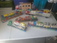 toddler's train playset Victorville