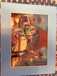 Disney Lithograph-Toy Story