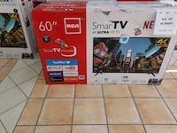 SPECIAL OFFER RCA 60INCH SMART TV 4K FOR $450 ONLY..  Toronto, M9V 1C1