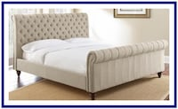 Sleigh Bed 43 km