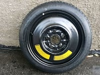 Spare/Emergency Tire Mazda Protege Laval, H7R 0C7
