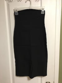 High-waisted knee-length pencil skirt - size4 Mississauga, L5A 3C1