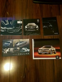 Car manufacturer marketing materials  Surrey, V4N 5M2