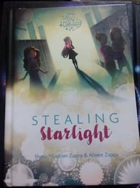 Stealing Starlight Victoria