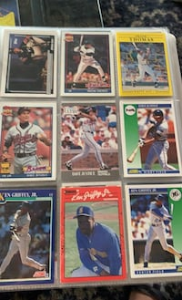 Frank thomas david justice ken griffey junior Syosset, 11791