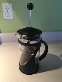 French Press (for coffee and loose tea)  Brampton, L6W 4E9