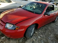 2004 Chevy cavalier parting out 1660 mi