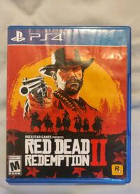 Red Dead Redemption 2 PS4 College Park