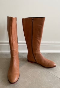 Women Knee Length Boots, Size 8