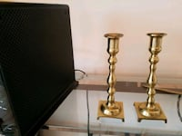 Brass candle holders Springfield, 22153
