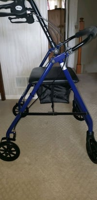 Brand new Drive Medical rollator Essex, 21221