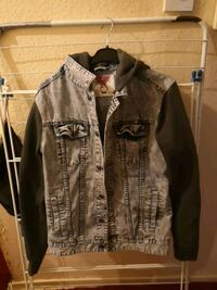 brown and black denim jacket West Midlands, CV3 3HG