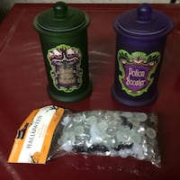 Magic/Halloween Jars and Gemstones For Sale - New