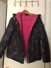 Winter warm coat for girls, L/14, excellent condition  Bethesda, 20816
