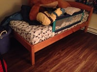 Free single bed Barrie, L4N 1L9