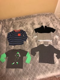 Clothing - boys - all size 4 - various brands *details below* Owasso, 74055