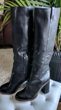 Nearly New Aldo Leather Boots 6.5 $40 Kitchener, N2H 6C1